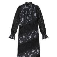 Floral lace dress, £229.99