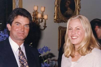 Viscount Petersham and Lady Portia Agar