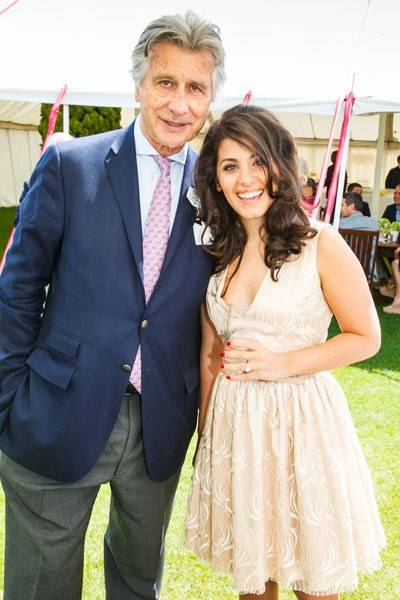 Arnaud Bamberger and Katie Melua