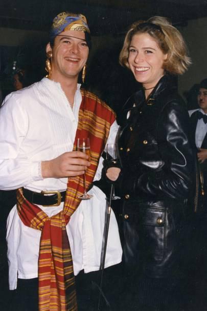 Ben Gooder and Victoria Gooder