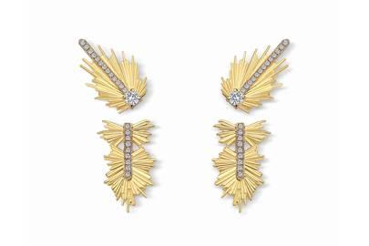 Elham & Issa earrings