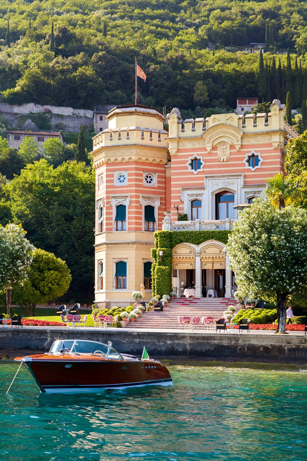 Villa Feltrinelli Hotel Review Tatler Travel Guide 2018