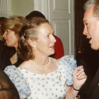 Ann Sturgis and Duncan MacLaren