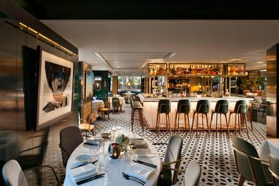 Here S A Great New Address If You Find Yourself Around Chelsea And Re Craving Proper Italian Feast Il Pampero Inside The Hari Hotel Is Stunner