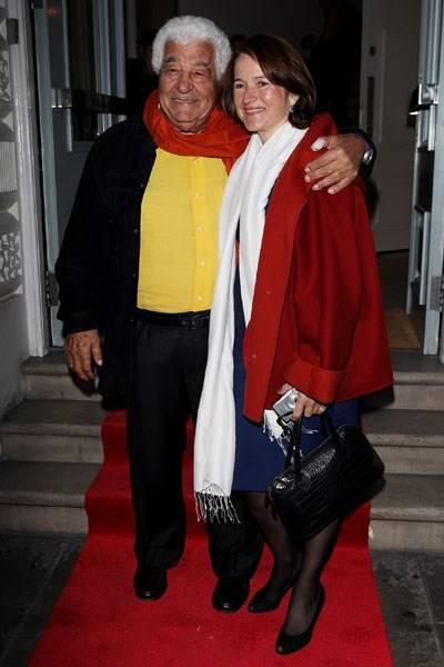 Antonio Carluccio and Sabine Stevenson