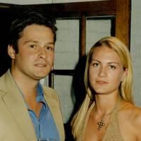 Prince Lucio Solms-Hohensolms-Lich and Isabella Borromao
