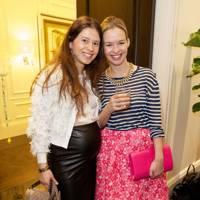 Anna Knauf and Marissa Hermer