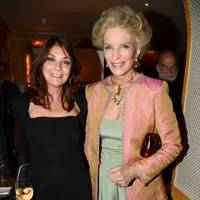 Susan Young and Princess Michael of Kent