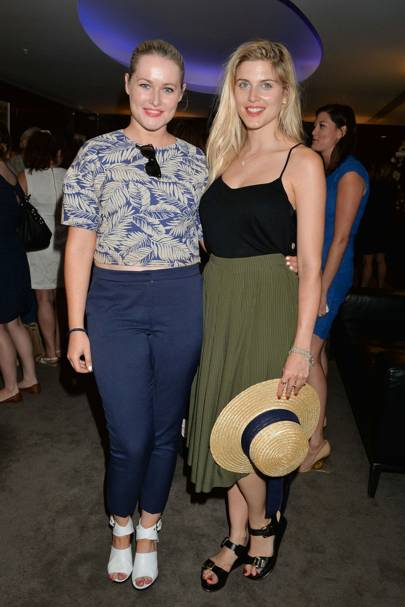 Lorna Weightman and Ashley James