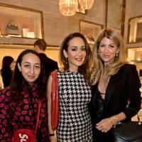 Danielle Ofer, Batia Ofer and Natalie Livingstone