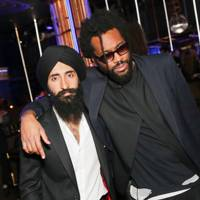 Waris Ahluwalia and Maxwell Osborne