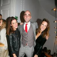 Rosie Money-Coutts, Drummond Money-Coutts and Sophia Money-Coutts