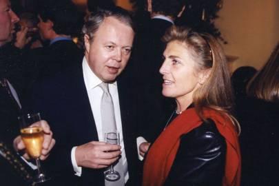 Earl De La Warr and Princess Nicholas von Preussen