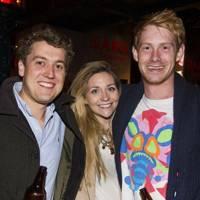 Tom Keeling, Jenny Renton and Ben Wigglesworth