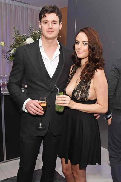 Benjamin Walker and Kaya Scodelario