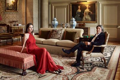 Inside Easton Neston Interview With Leon Max And Yana Max