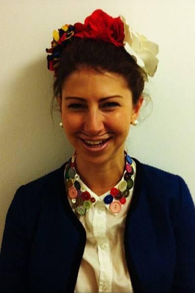 Vicki Wright - Fashion Assistant