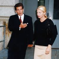 John F Kennedy Jr and Carolyn Bessette Kennedy, 1996