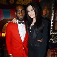 Tinie Tempah and Jessie J