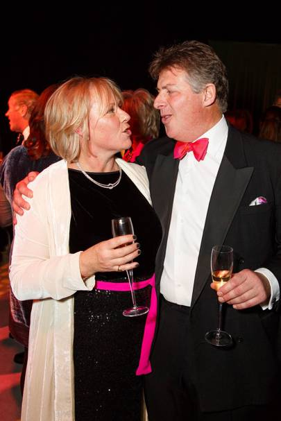 Claire Lloyd and James Lloyd