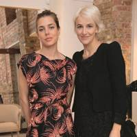 Charlotte Casiraghi and Vanessa Bruno