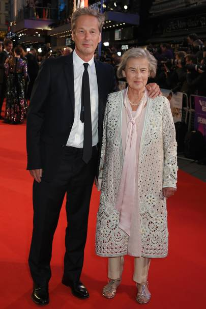 Jonathan Cavendish and Diana Cavendish