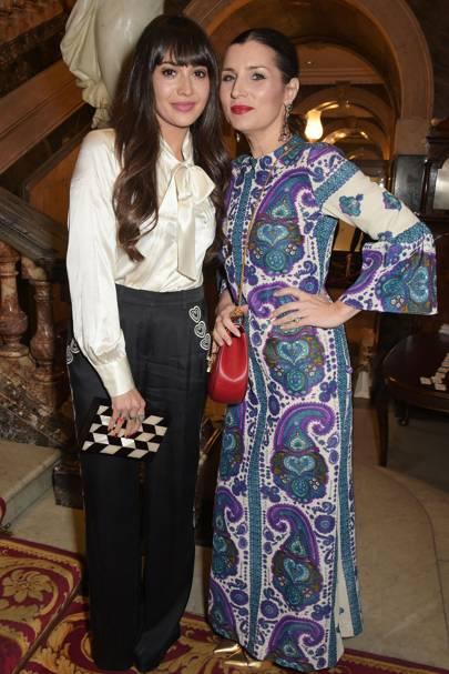Zara Martin and Grace Woodward