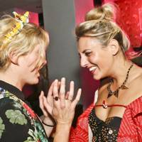 Flora Cameron and Gabriella Wilcken