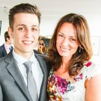 Louis Simonon and Tricia Simonon