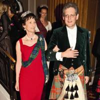 Iona, Duchess of Argyll and Viscount Dupplin