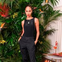 Joan Smalls at the Alexendre Birman dinner