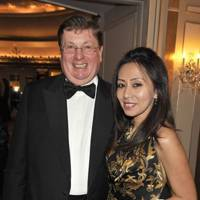 Dr Jim Hay and Fitri Hay