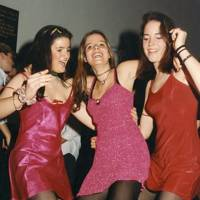 Lucinda Lovelace, Catherine Langdon and Alexandra Carst