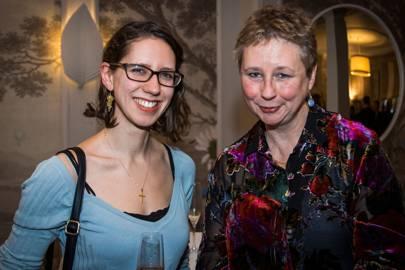 Teresa Caldecott and Leonie Caldecott