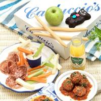 The Carluccio Bambini picnic