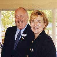 Bob Michaelson and Charlotte Wolseley-Brinton