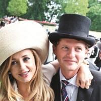 Victoria Devin and Henri-Francois Devin