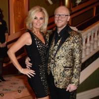 Claire Caudwell and John Caudwell