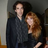 Charlie Forbes and Charlotte Tilbury
