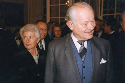 Marquesa de Rafal and Chevalier Philippe van der Plancke