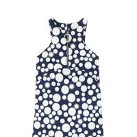 Cotton dress, £350, by Kenzo