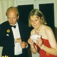 Nicholas Deterding and Mrs Nicholas Deterding