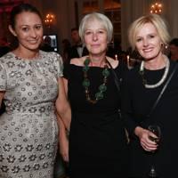 Caroline Rush, Jane Shepherdson and Hilary Riva