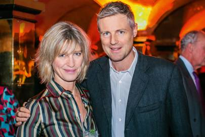Nicola Formby and Zac Goldsmith