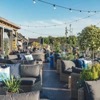 Skylight Rooftop Bar, Tobacco Dock
