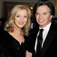 Mrs Richard Caring and Richard Caring