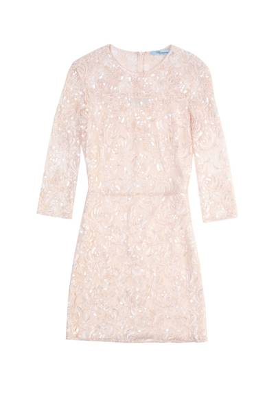 Tulle dress, £1,870, by Blumarine