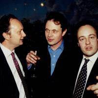 Matthew Brett, Seamus Wylie and James Macdonald-Buchanan