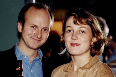 Alexander Ogilvie-Grant and Rita Konig