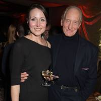Becky Dance and Charles Dance
